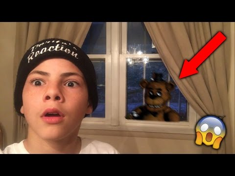 Thumbnail: I WAS ALMOST KIDNAPPED BY FREDDY FAZBEAR! *ON CAMERA!*