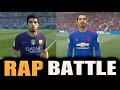 IBRA VS SUAREZ   FIFA 17 RAP BATTLE !!