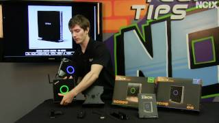 Zotac Zbox Mini PC Showdown Intel D2700 Cedar Trail vs AMD E-450 APU NCIX Tech Tips