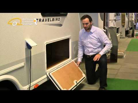 TEC Travelbird 380 2011 - Recreama Caravans