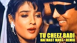 Tu Cheez Badi Hai Mast Mast - Remix | DJ Shadow Dubai | Raw Star | Pardeep Sran
