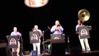 """""""Davenport Blues"""" - St Louis Stompers Classic Jazz Band"""