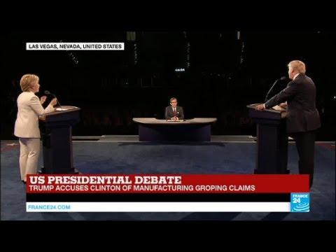 "Donald Trump on Clinton Foundation: ""a criminal entreprise, what happens in Haiti is a disgrace"""