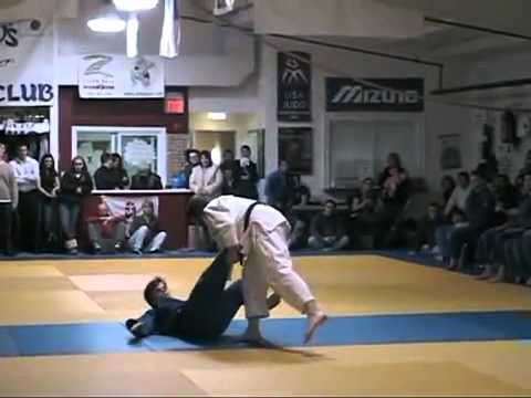 Forbidden Judo: Effective Throws and Take-downs Banned from