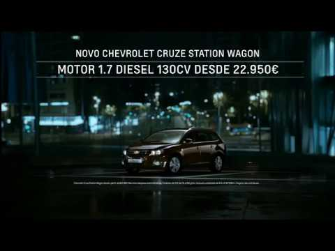 2012 CHEVROLET CRUZE Station Wagon: Iklan TV Commercial Ad TVC CF - Portugal