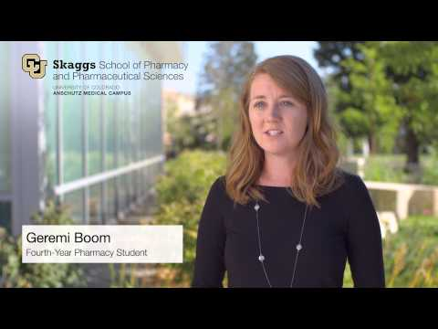 Geremi Boom: Why I Chose CU Pharmacy