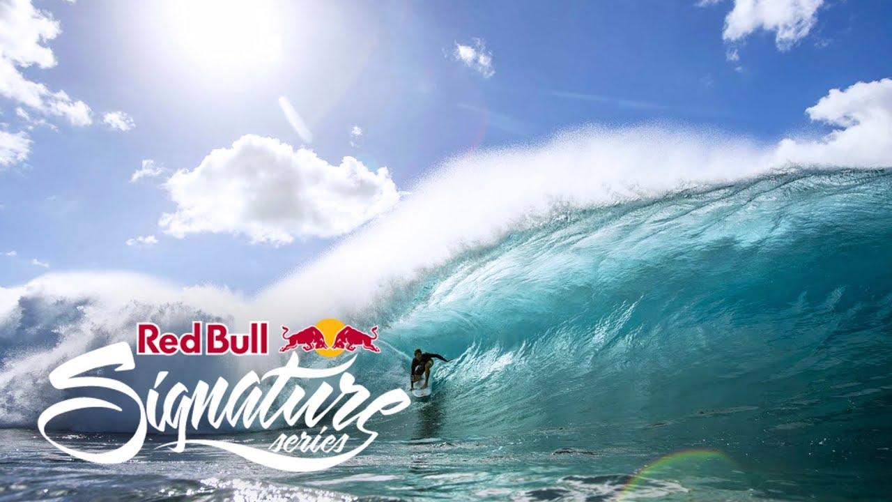 Red Bull Signature Series – Volcom Pipe Pro FULL TV EPISODE