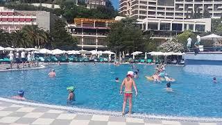 Как начинается утро в отеле Iberostar Bellevue 4 +,Черногория,Бечичи
