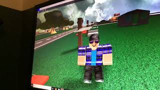 Play roblox on Patrick's computer pc