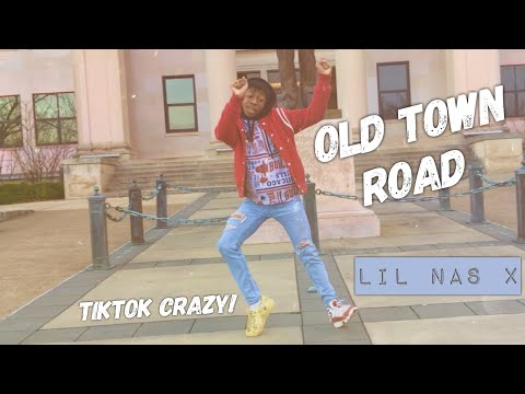 Lil Nas X - Old Town Road (I Got The Horses In the Back) DANCE VIDEO! @YvngHomie