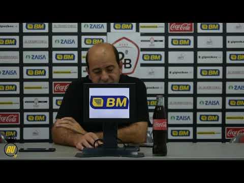 Jornada 4: Rueda de prensa post de Alberto Iturralde