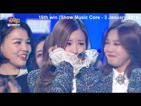 Apink (에이핑크) - LUV (14 SHOW WINS COMPILATION)