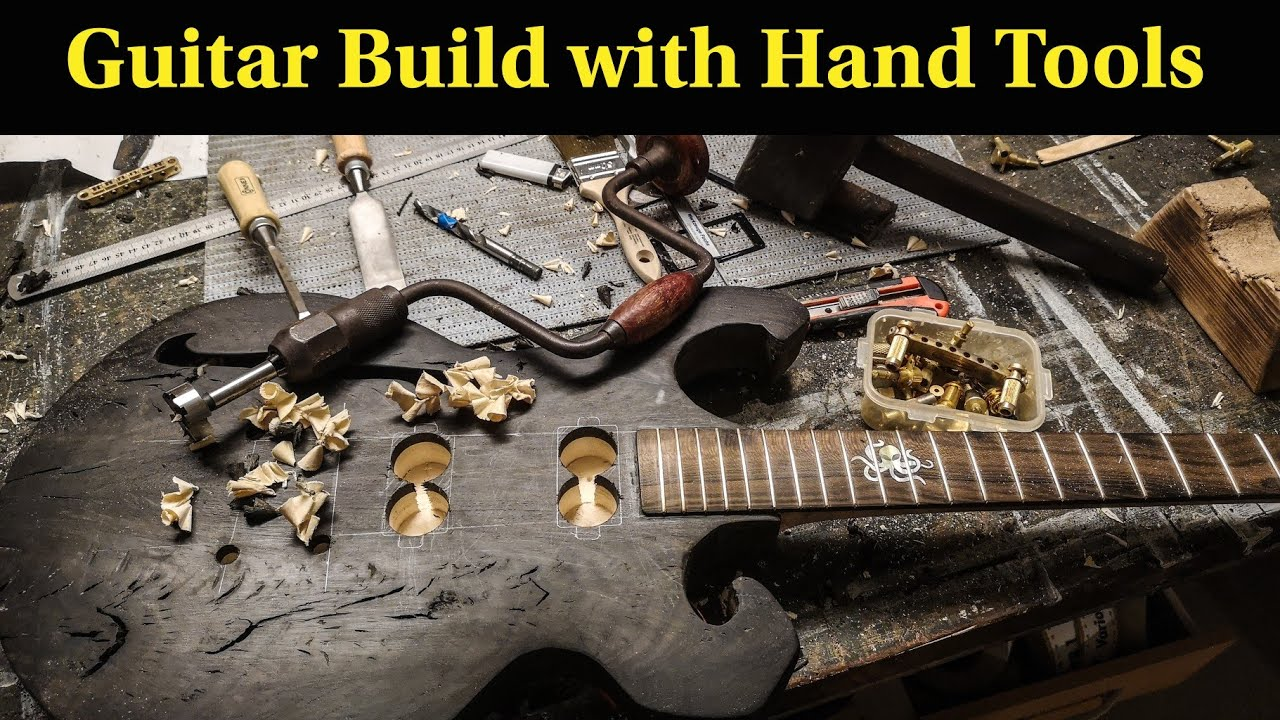 Craftling Kraken Guitar Youtube