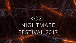 Gambar cover Nightmare Festival 2017
