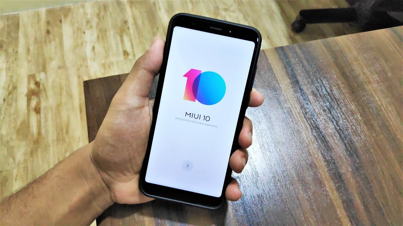 Install MIUI 10 Pie On Redmi Note 5/Redmi 5 Plus!