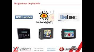 Webinaire N°18 : Protocole MODBUS avec les Automates Unitronics
