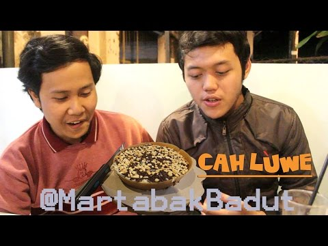 MALANG FOOD REVIEW : @MartabakBadut Malang