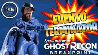 ANUNCIO EVENTO TERMINATOR! Ghost Recon Breakpoint