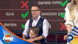 Mauricio Mancera, un gigante en el ¡Basta! Recargado   Hoy