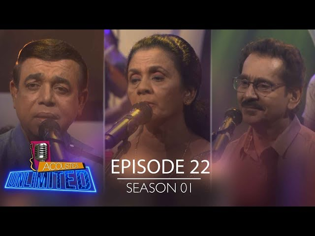 Acoustica Unlimited | Episode 22 - (2019-10-27)