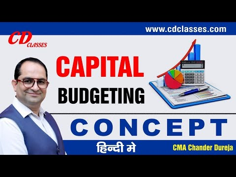 CAPITAL BUDGETING CLASS II CA / CMA /CS /B.Com /MBA Lectures II 9717356614 Chander Dureja II