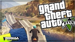 TRIALS ON THE WATER | GTA 5 Funny Moments | E331 (GTA V Online)