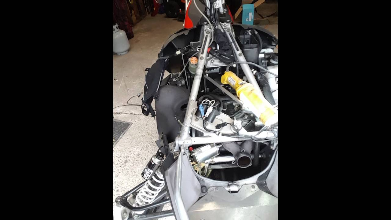 2013 polaris pro r 800 starter troublshoot and fix [ 1280 x 720 Pixel ]
