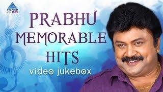 vuclip Prabhu Memorable Hits | Video Jukebox | Prabhu Tamil Hit Songs | Pyramid Glitz Music