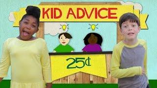 Kid Advice - Episode 6