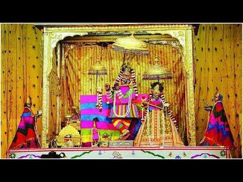 Govind Dev Ji Jaipur | govind dev ji mandir jaipur | Govindji temple, Jaipur