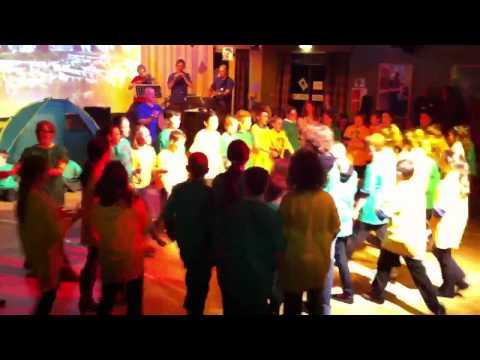 Progressive Australian Barn Dance