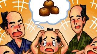 【絵本】まんじゅうこわい【読み聞かせ】日本昔ばなし 落語