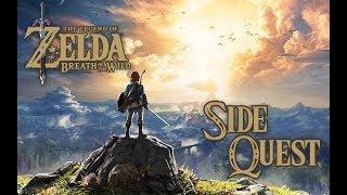 Legend of Zelda (BOTW) Lanayru Side Quest: A Wife Washed Away