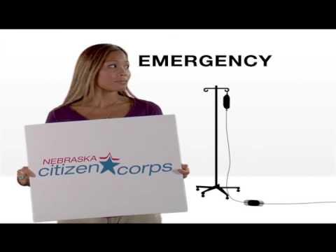 ServeNebraska - Citizen Corps :30 PSA