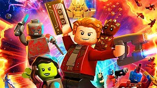 ЛЕГО СТРАЖИ ГАЛАКТИКИ !!! НОВАЯ ИГРА LEGO Marvel Super Heroes 2