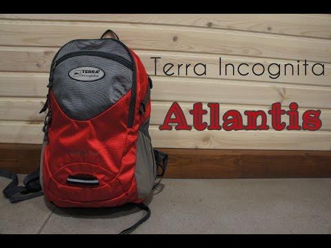 Рюкзак terra incognita aspect 25 видео рюкзаки молодёжные