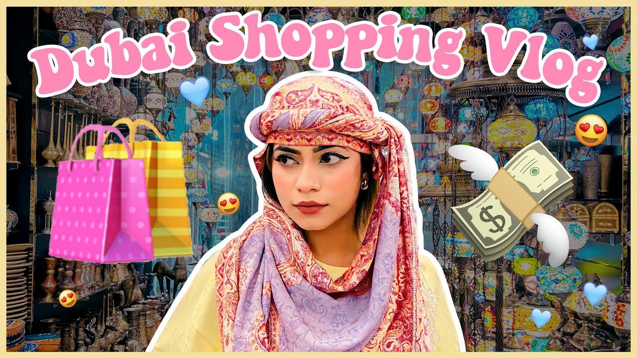 Download Local shopping in dubai  🛍❤️ || Dubai day 4 || Nagma Mirajkar