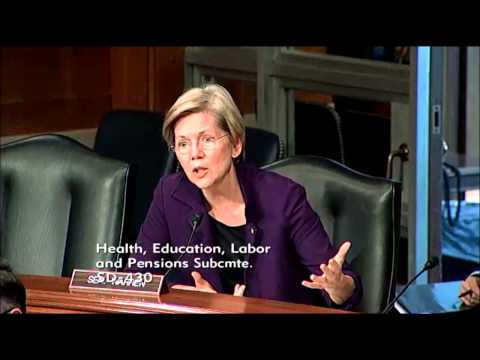 Elizabeth Warren - Your Social and Economic Status May Be a Death Sentence in America