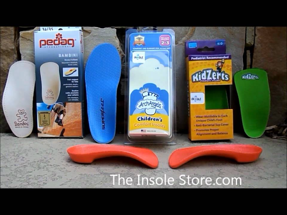 Severs Disease: Prevention & Treatment Insoles Review ...