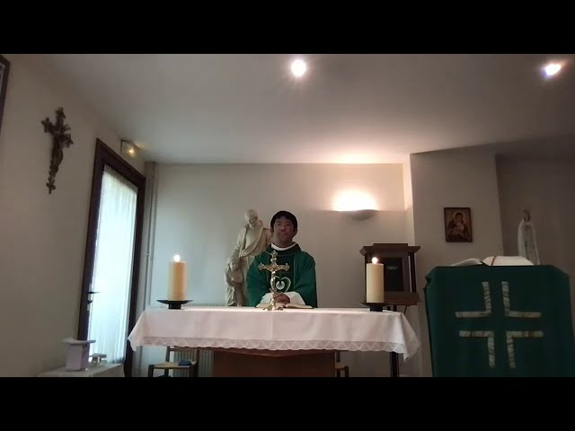Messe du 27 novembre 2020