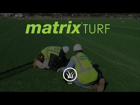 In-Depth Look At Hellas Construction's Exclusive Matrix Artificial Turf