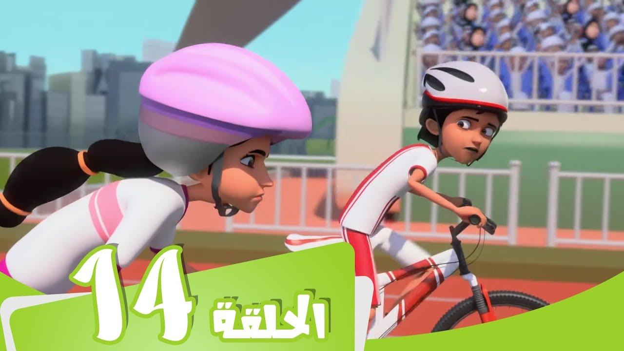 S2 E14 مسلسل منصور | سباق الاصدقاء