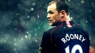Wayne Rooney - Best Goals at Manchester United Full HD