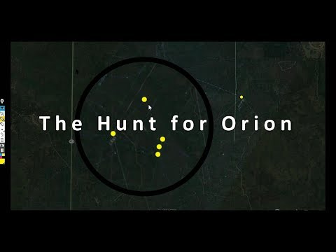 The Vertex Correlation: THE HUNT FOR ORION
