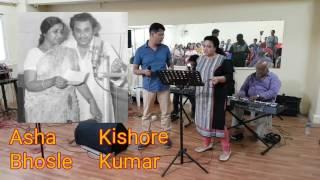 Gambar cover Jaane Jaan Dhoondta - Jawani Diwani (1972) - Asha Bhosle & Kishore Kumar - Jayashree & Vivekanand