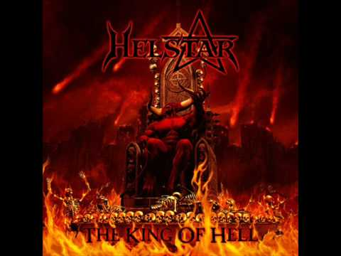 Helstar - The King Of Hell (Album - The King Of Hell)