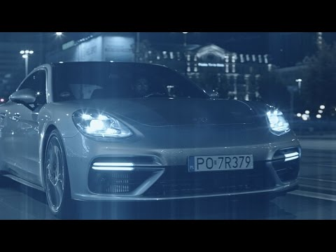 Porsche Panamera Sneak Previews in Central and Eastern Europe