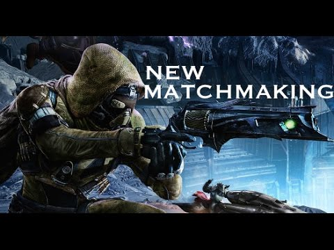 no matchmaking in destiny 2