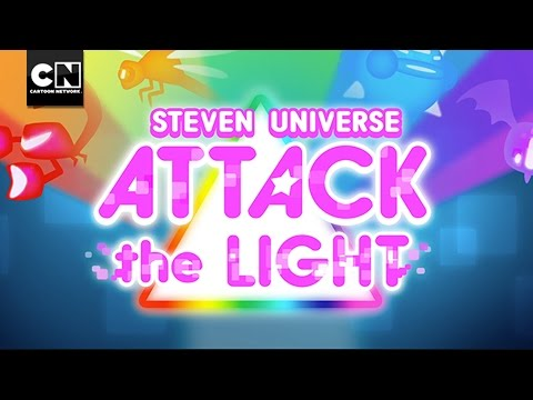 Steven Universe: Attack the Light I Cartoon Network