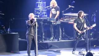 Bon Jovi - ROLLER COASTER - Vegas 2/25/17